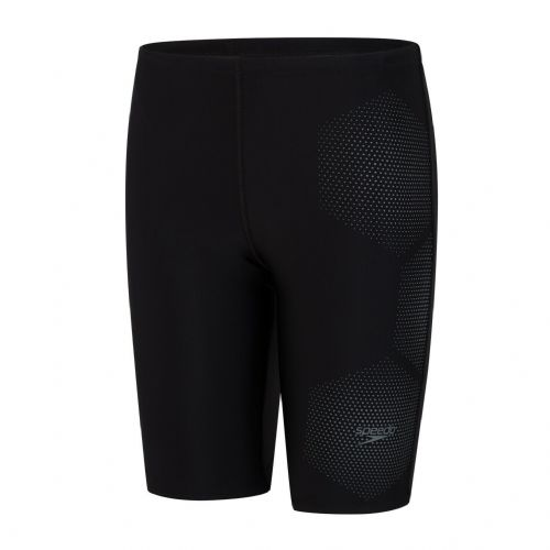 SPEEDO BOYS JAMMERS.NEW TECH PLACEMENT ENDURANCE BLACK SWIMMING SHORTS SWIMMERS